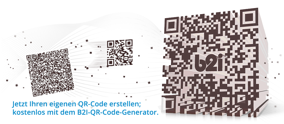 Kostenloser Qr Code Generator Business2internet B2i