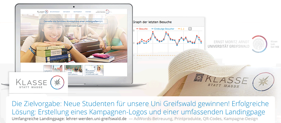 Referenzkunde: Universität Greifswald